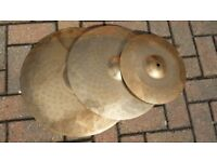 Zildjian Z Rock Crash Cymbals - Set Of 3 - BARGAIN - NOW SOLD