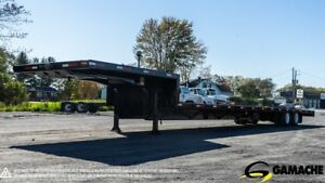 2011 MANAC 53'  STEEL DROP DECK  53'