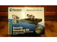 Swan advanced series home security system