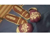 Childrens sidekick boxing equipment
