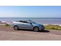 Vauxhall Astra 1.6 sport convertible