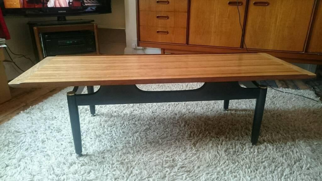 G-PLAN beautiful coffee table