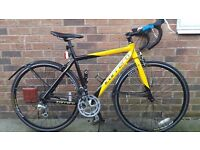 Carrera TDF Road Bike for sale