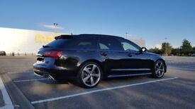 Audi A6 3.0 TDI Estate Black Edition S-Line Multitronic