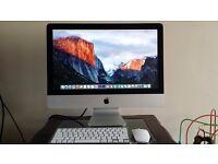 iMac 21.5 inch (Late 2009) Core2Duo 3.06Ghz, 4GB Ram, 500GB HD, NVIDIA Geforce 9400 256MB,El Capitan