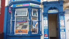 COMPUTER/MOBILE/INTERNET CAFE/RETAIL SHOP FOR **SALE** (E13 9DB) ON GREEN STREET NEAR BARKING ROAD