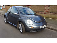 VW BEETLE 1.9 TDI DIESEL 57 PLATE NEW SHAPE LONG MOT & RD TAXED IN SHOWROOM CONDITION HPI CLEAR