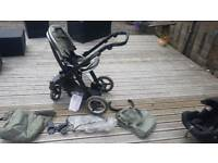Oyster max pram buggy