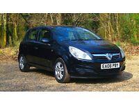 Vauxhall Corsa 1.0 i 12v Breeze 5dr 1 LADY OWNER | JUST SERVICED 2008 (08 reg), 998cc Petrol
