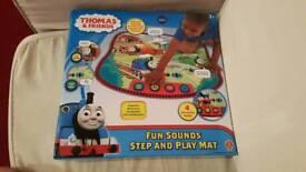BRAND NEW Thomas & Friends Fun Sounds Step & Play Mat.