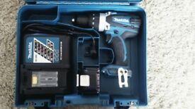 power tools - makita combi drill