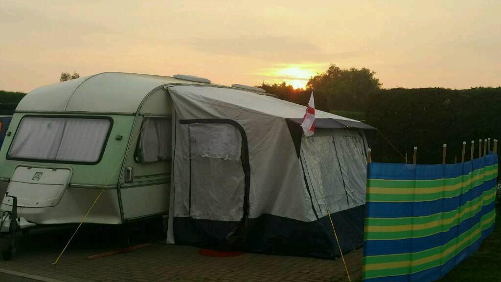 ABI 4 berth caravan