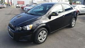 2012 Chevrolet Berline Sonic LS