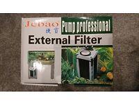 NEW External aquarium filter 750l/h JEBAO 503