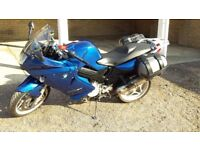 2007 BMW F800ST F 800 ST well maintained! Full loaded, FSH, and not corroded!