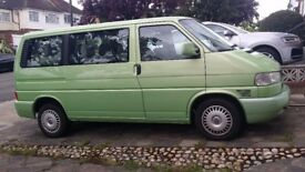 Vw caravelle 8 seater automatic diesel 2.5
