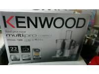 Kenwood multi pro food processor. FPM260
