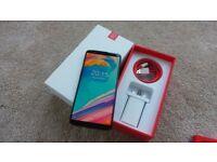 OnePlus 5T 64GB (Used) - Dual SIM Unlocked - BLACK