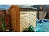 6.5 x 5 garden shed