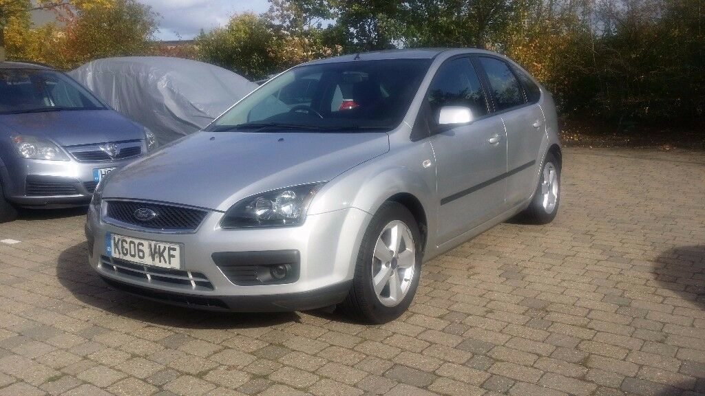 2006 Ford Focus 1.6 Zetec Climate 5dr with FULL SERVICE HISTORY