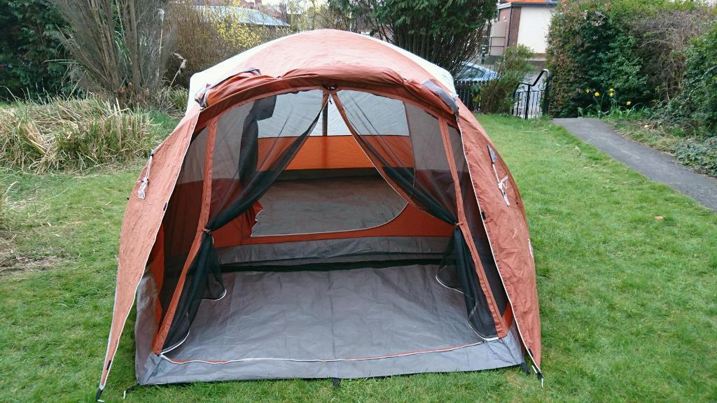 Coleman Evanston 4 Person Tent In Newcastle Tyne And