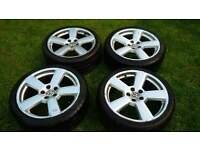 T4 VW silver Alloys
