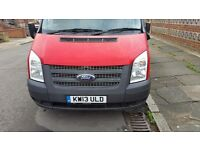 FOR SALE FORD TRANSIT125 T300 -YEAR 2013 -NO VAT