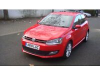 Volkswagen Polo, 1.2, 3 Doors, Hatchback, 2010 Petrol,