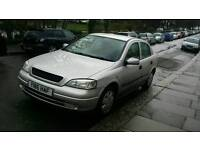 Vauxhall Astra 1.6 (Swaps for 125cc bike