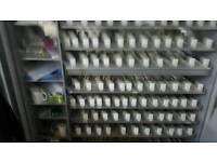 Cigarette gantery