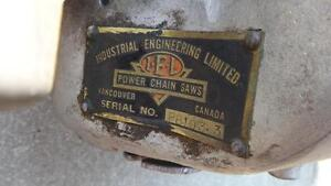 1949 IEL Pioneer Chainsaw Prince George British Columbia image 5