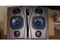 Soundcraft Spirit Absolute 2 Main / Stereo Studio Monitors and Speakers