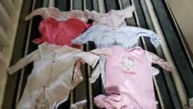 girls 3-6 sleep bundle