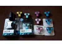 HP 363 Printer Cartridges