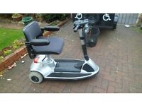 Large car boot mobility scooter
