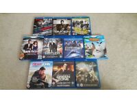 Assorted Blu Rays - £3 each