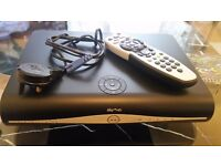 Sky HD box and controller