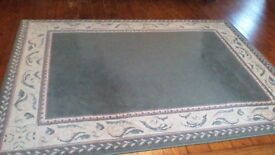 """RUGS, 67""""X47"""" TWO FOR SALE,£15 EACH OR 2 FOR £25.. SMOKE & PET FREE HOME..SEE ALL PICS..BARGAIN"""