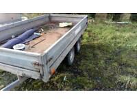 10 / 5 bogie trailer