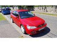 Racing Red Honda Accord TYPE-R (2002)