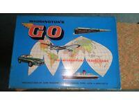 GO 1960s board game