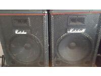 15'' Marshall 175w RMS 8 Ohms