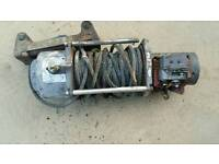 Towing winches