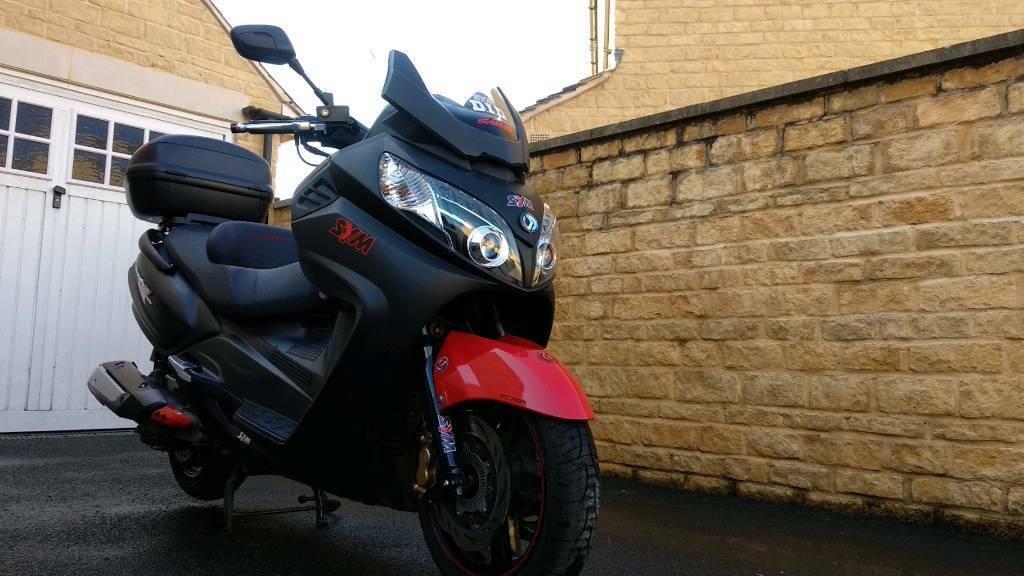 Sym Maxsym 600i Scooter/Motorbike | in Witney, Oxfordshire | Gumtree