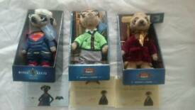 3 Meerkats for sale