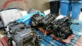 Vauxhall Corsa D engines from £250