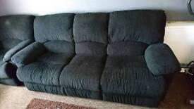 Free Recliner sofa n chair