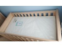 Brand New East Coast Spring Mattress for Cot bed: L: 140 x W: 70 x D: 10 cm - Liverpool Collection