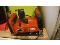 Hilti wall chaser