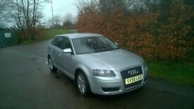 Automatic Audi, great condition.